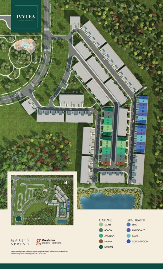 Ivlyea-Site-Plan