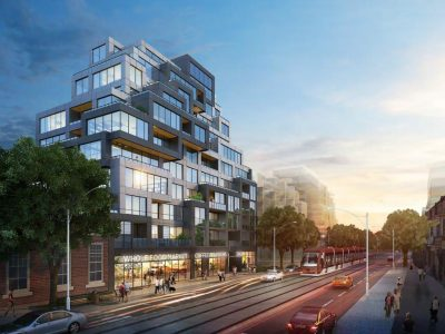 1745 St.Clair Avenue West Condos