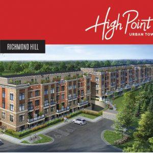 High Point Urban Towns