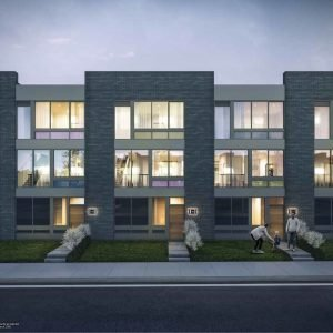 Ultra Sonic Townhomes