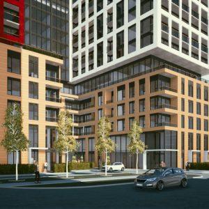 155 Balliol Street Condos