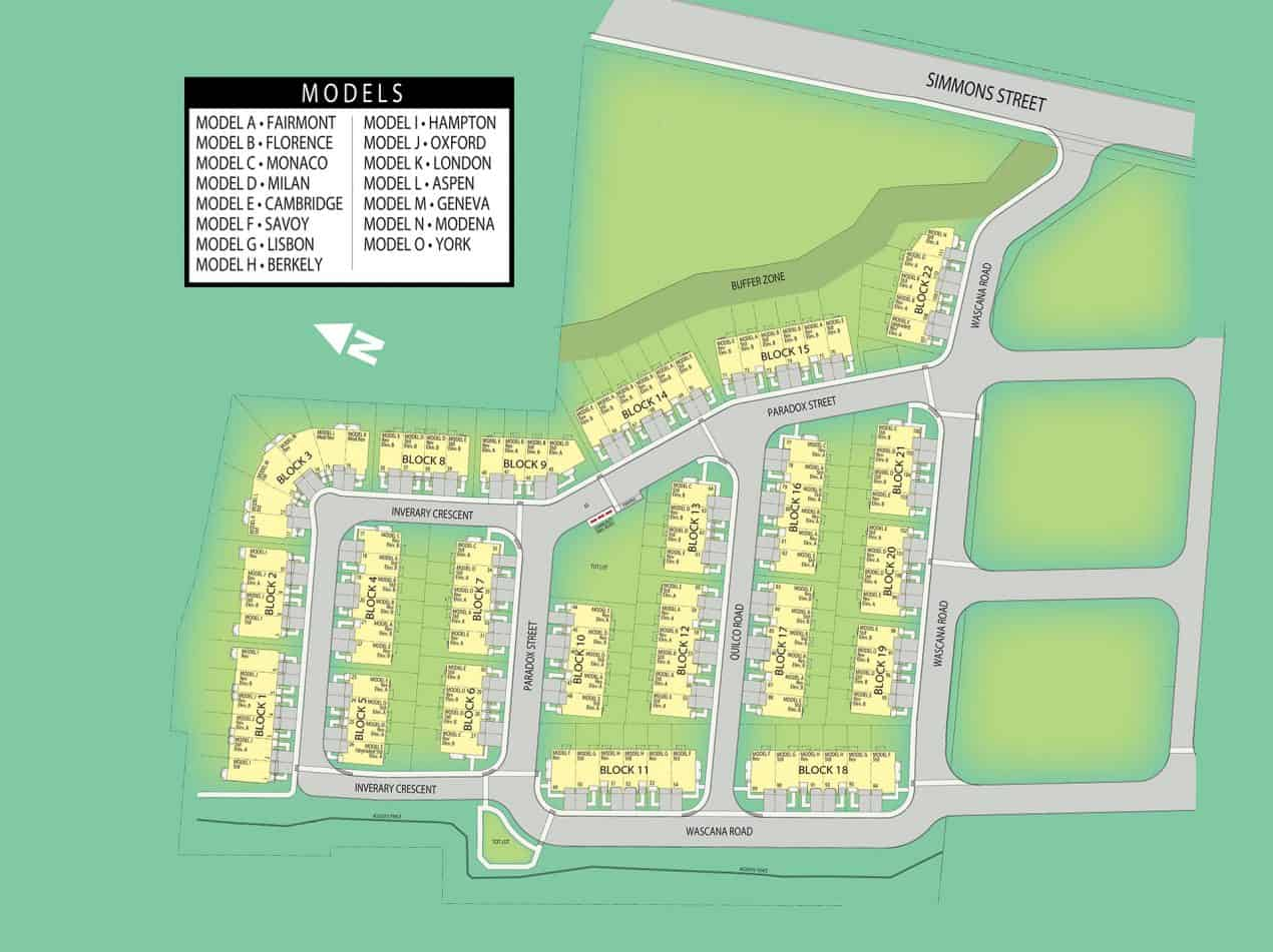 Urban Green Towns by Pine Valley Estates l Floorplans ...