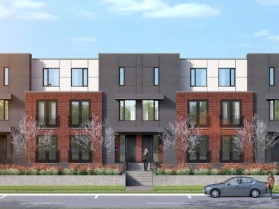 Spur Line Common Townhomes