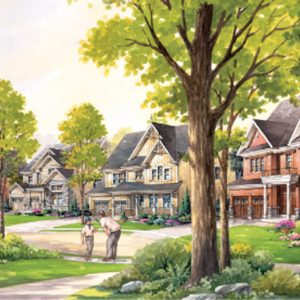 The Village at Highland Creek Towns
