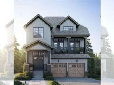 The Heights of Harmony Exterior View of Single Detached Home