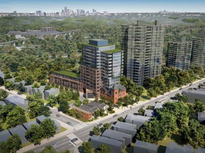954 Broadview Condos Site
