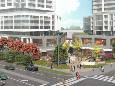 Woodside Centre Redevelopment