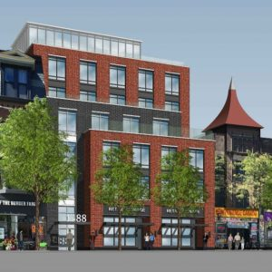 1488 Queen West Rendering