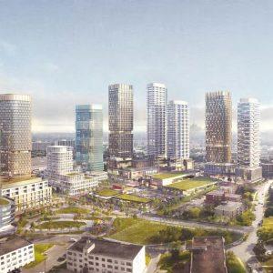 Golden Mile Shopping Centre Redevelopment