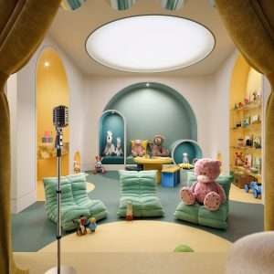 The Capitol Residences Childs Play Area