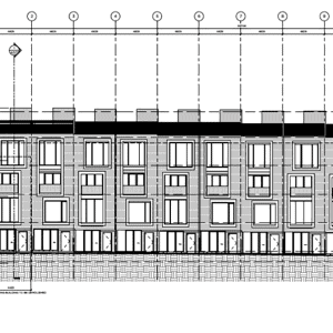 41 Wabash West Elevation