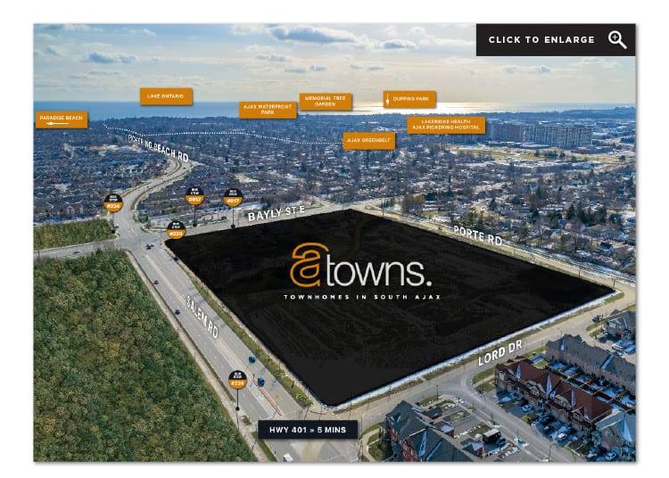aTowns Site