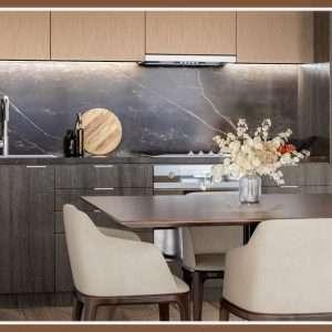 Adagio Suite Kitchen