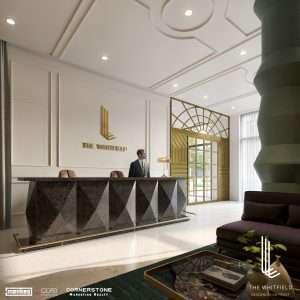 The Whitfield Condos Lobby