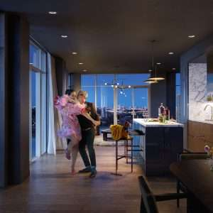 The Capitol Residences Premiere Penthouse