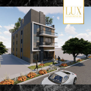 Lux Condominiums Side