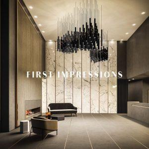 The Moderne Rendering Lobby