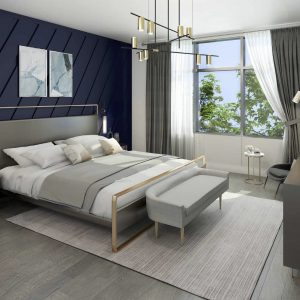 One Place Gardens Bedroom