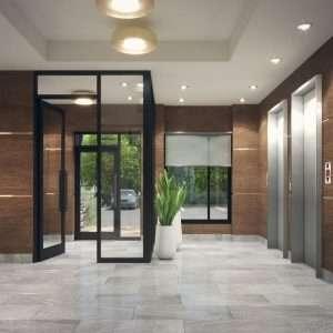 Westvale at Lackner Ridge Lobby Elevators
