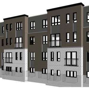 400 Northfield Drive West Townhomes