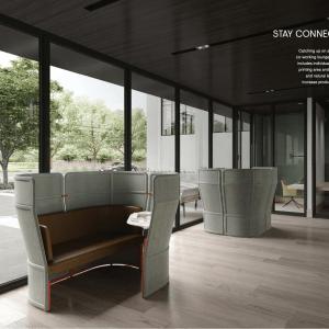 North Oak - Co-Working Lounge