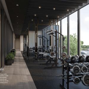 North Oak - Fitness Room