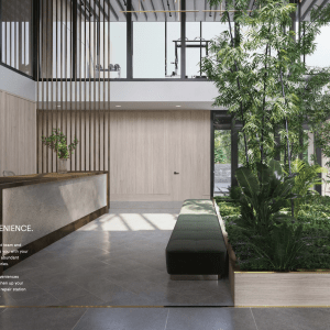 North Oak - Indoor Garden Lounge