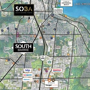 SOBA Amenity Map