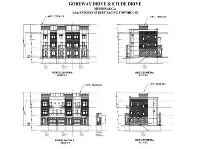 7170 Goreway Drive Towns