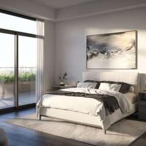 EX3 Bedroom