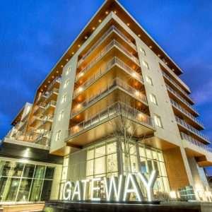 The Gateway Exterior Building