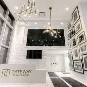The Gateway Lobby