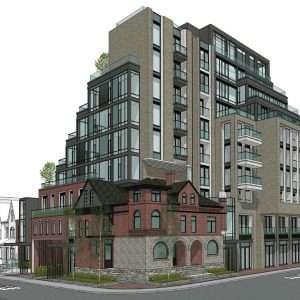 110 Avenue Road Condos